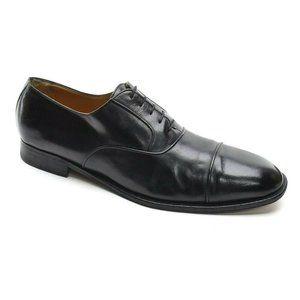 Men a. Testoni Classic Dress Cap Toe Oxfords 13 M